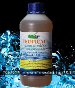 SPA TROPICAL 1000 ml (koncentrát) Talia